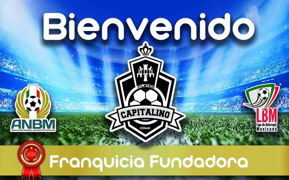 Atletico Capitalino Llega A Liga De Balompie Su Casa El Estadio Azul Mediotiempo