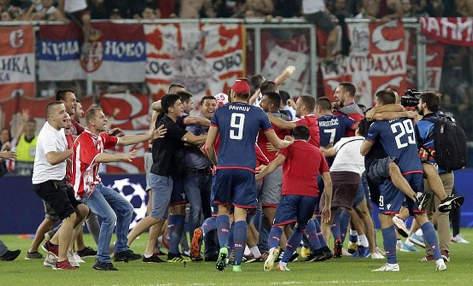 Estrella Roja El Antiguo Campeón Que Vuelve A La Champions Tras 26 Años Mediotiempo