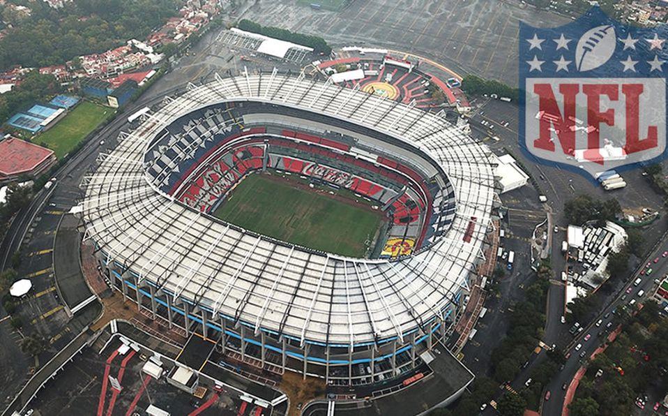 Nfl Podria Tener Dos Juegos En 2019 En Mexico Revelo La Secretaria