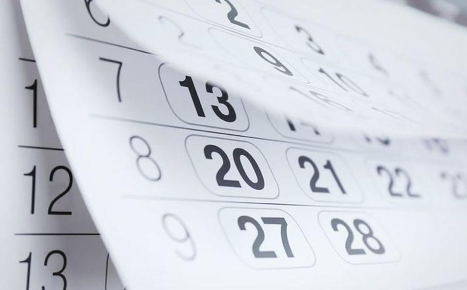 Dias Festivo Calendario 2020 Mexico.Calendario 2019 Los Dias Festivos Y Puentes En Mexico
