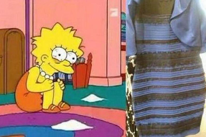 Memes De Qué Color Ves El Vestido Mediotiempo
