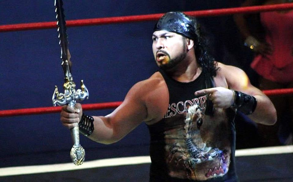 Image result for Rey Escorpion wrestler