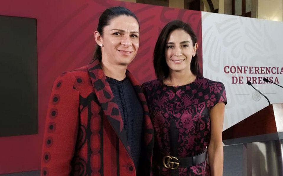 Ana Gabriela Guevara revira a Paola Espinosa y asegura que es un pataleo de la clavadista