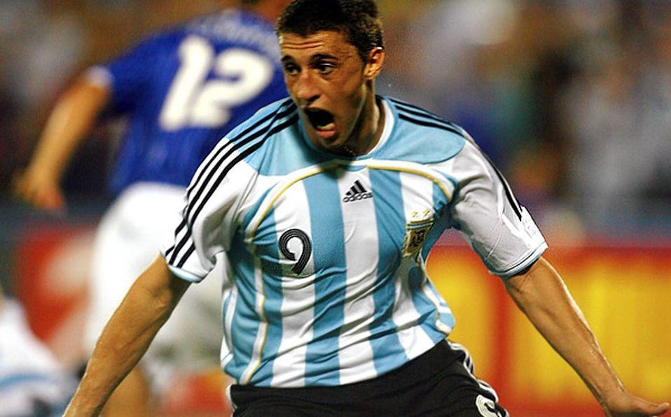 Génova fichará mañana al argentino Hernán Crespo - Mediotiempo