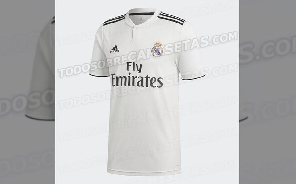 8e587687169e6 Salen a la luz las nuevas playeras del Real Madrid
