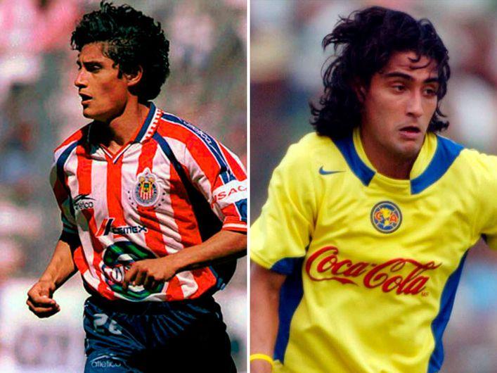 Jugadores Que Han Vestido Las Playeras De América Y Chivas