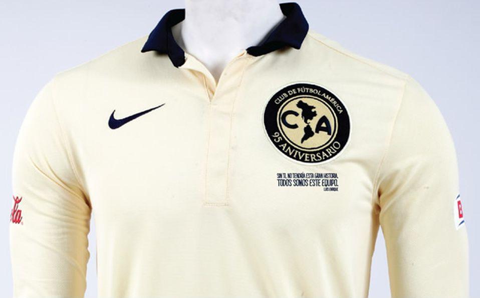 detailed look ff15c b6948 Frase de aficionado adornará jersey conmemorativo de las ...
