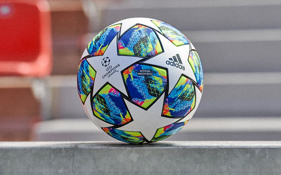 Gran cantidad ambiente no pagado  Champions League: Conoce el balón oficial adidas para 2019-2020 -  Mediotiempo