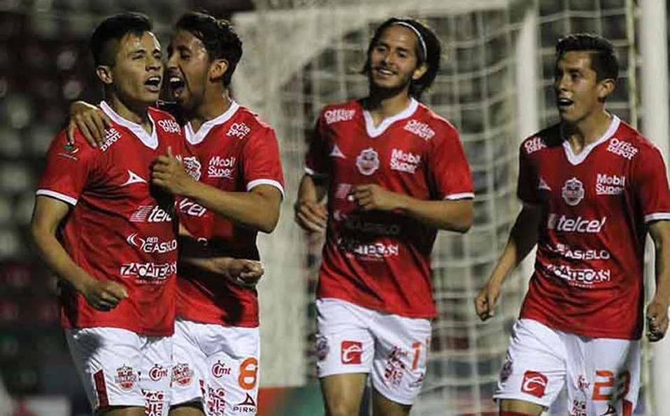 Celaya vs. Mineros de Zacatecas (0-0); Resumen; Jornada 2 Ascenso ...