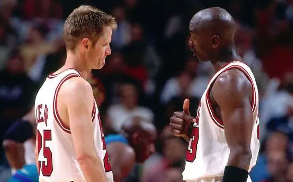 The last dance. El golpe de Jordan a Steve Kerr en episodios 7 y 8 ...