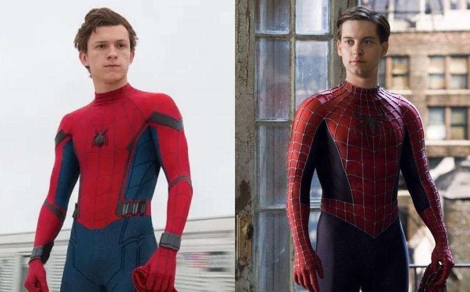 Spiderman de Tobey Mag...