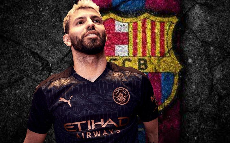 Kun Agüero a Barcelona! En Inglaterra dan por hecho el fichaje - Mediotiempo