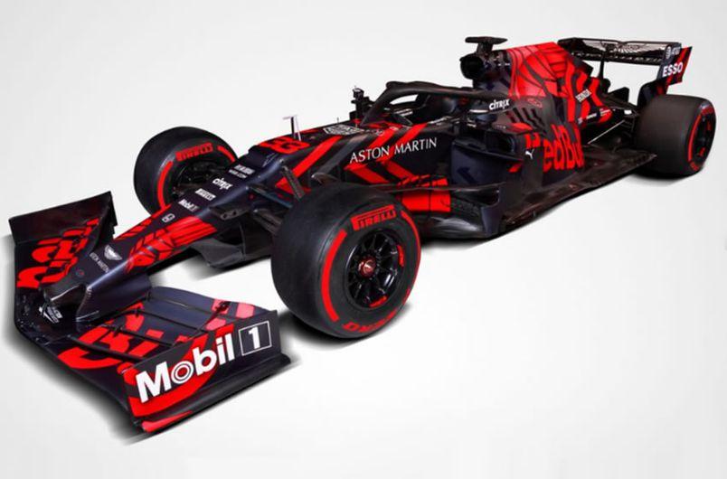 Fórmula 1 2019 Los Nuevos Autos De Las Escuderías Mediotiempo