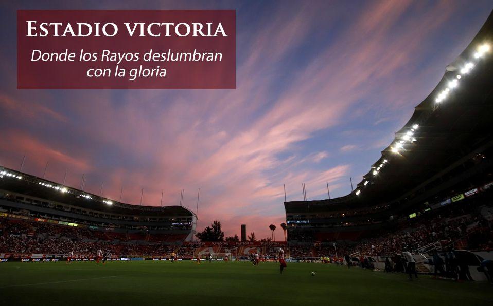 Estadio Victoria Donde Los Rayos Deslumbran Con La Gloria