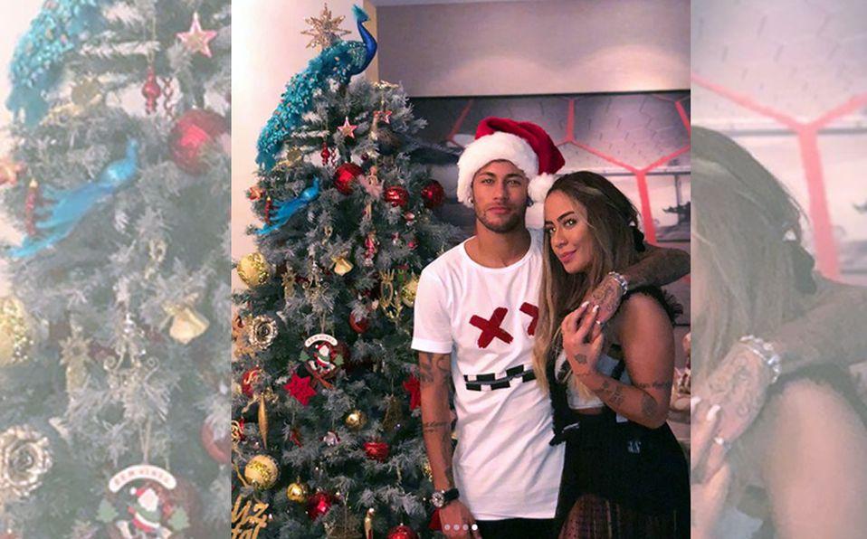 Fotos De Navidad En Brasil.Neymar Celebra Navidad En Brasil Arropado Por Su Familia