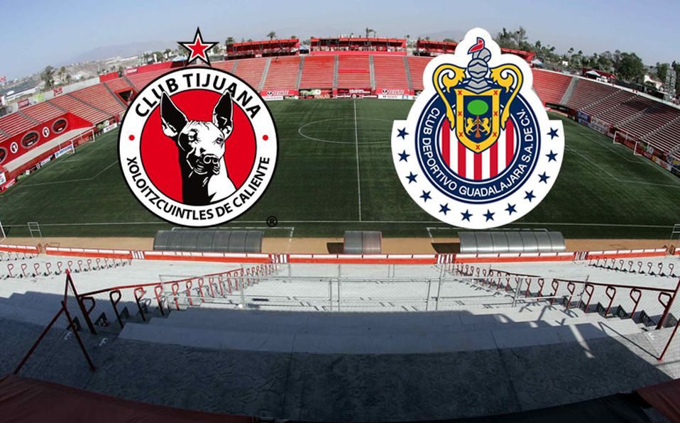 a574c8b49e105 Horario  Tijuana vs. Chivas ¿Cuándo y dónde ver el Minuto a Minuto ...