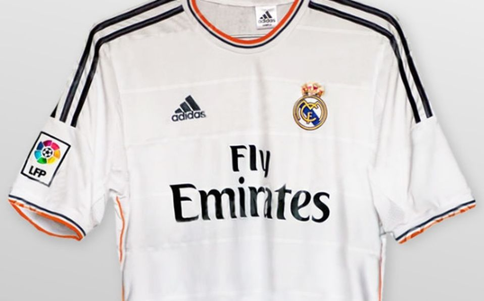 1a82558687b1f Filtran posible camiseta  Merengue