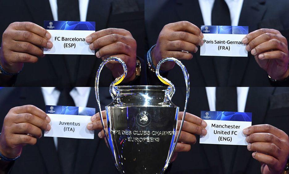 Champions League 2020 2021 Partidos Imperdibles De Fase Grupos Mediotiempo