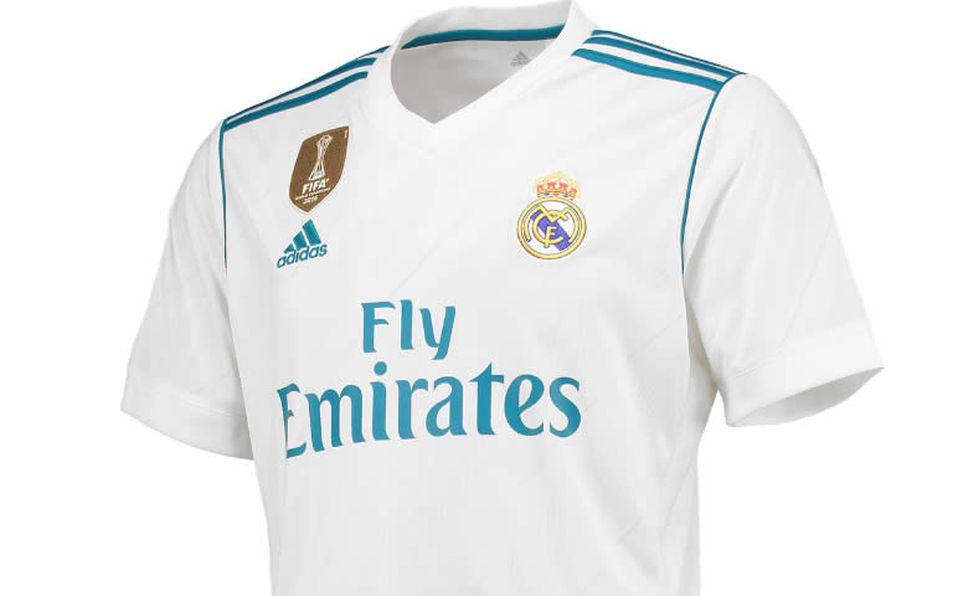 Real Madrid presume nuevos y nada baratos uniformes 768f37c20f0