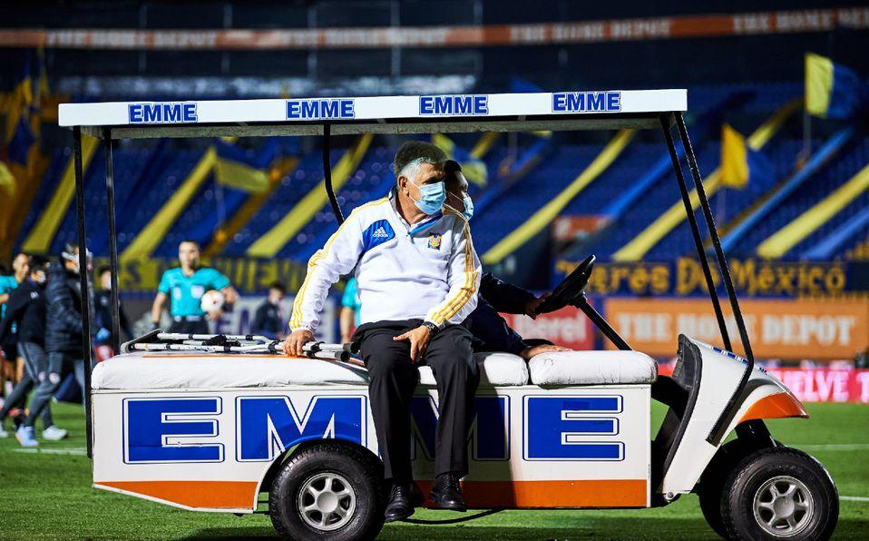 Ricardo Ferretti se someterá a una operación de cadera el sábado