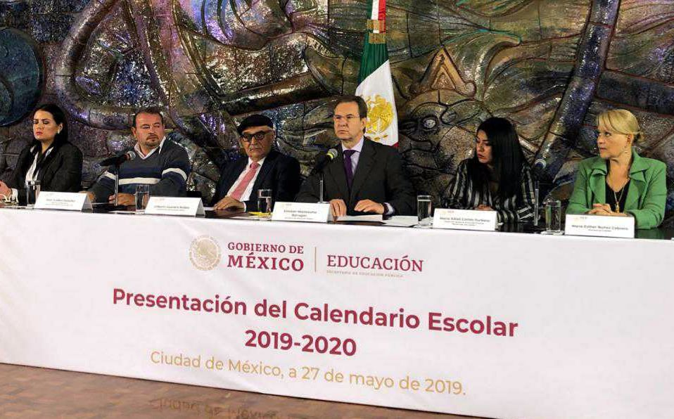 Calendario Escolar 2020 Sep Oficial.Cuando Regresan A Clases Los Ninos Calendario Escolar 2019
