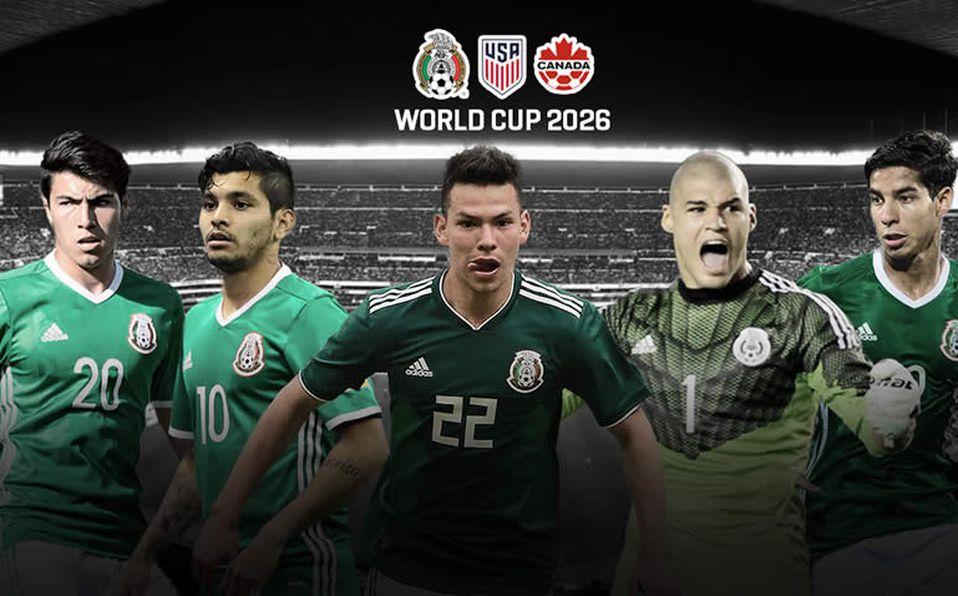 2aea4ab87227c Probables integrantes de Selección Mexicana en Mundial 2026