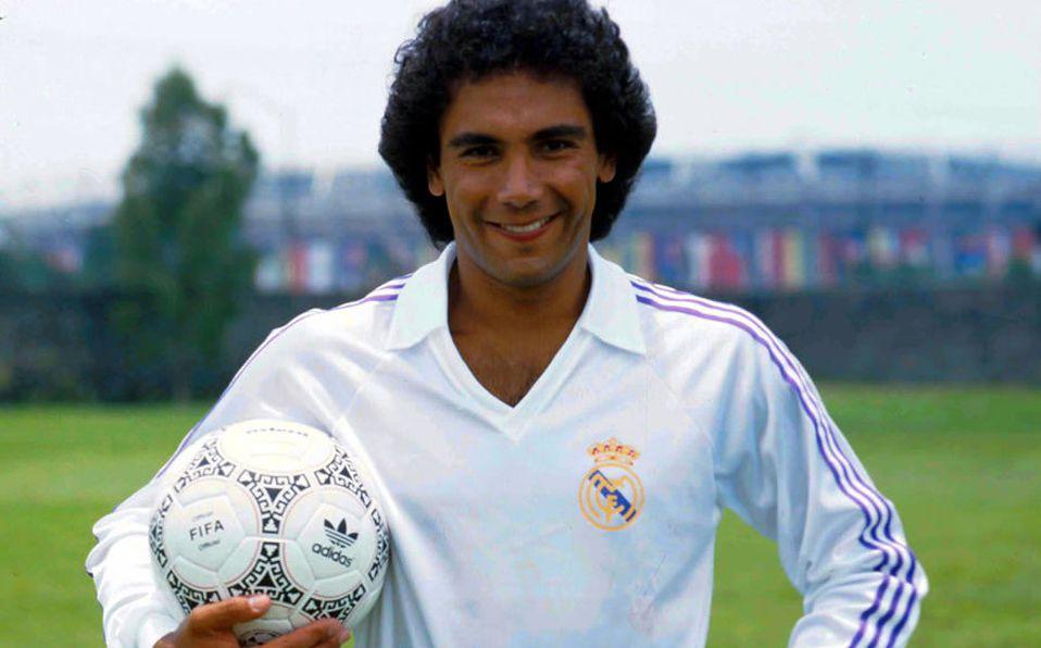 Video Los Mejores Goles De Hugo Sánchez En El Real Madrid Mediotiempo