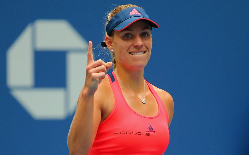 Kerber Us Open 2021