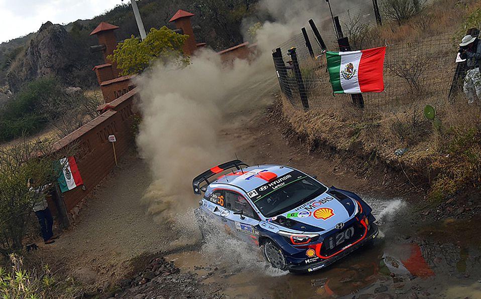 Calendario Rally Wrc 2020.Rally Mexico Busca Mantenerse En Wrc Hasta 2021 Mediotiempo