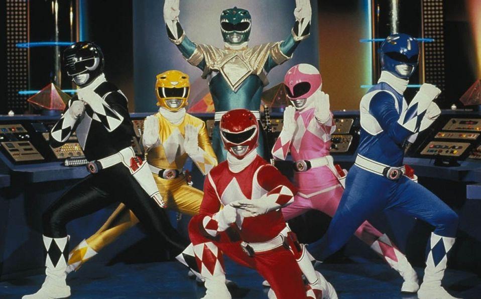Power Rangers De Los 90 Estaran En La Mole 2020 Mediotiempo