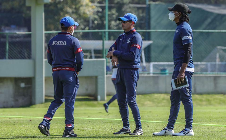 Cruz Azul da a conocer su cuerpo técnico para la Concachampions -  Mediotiempo