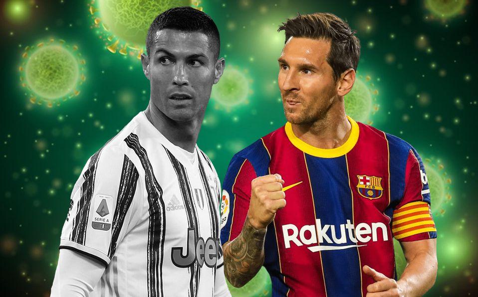 Cristiano Se Podria Perder El Juventus Barcelona Contra Messi Mediotiempo