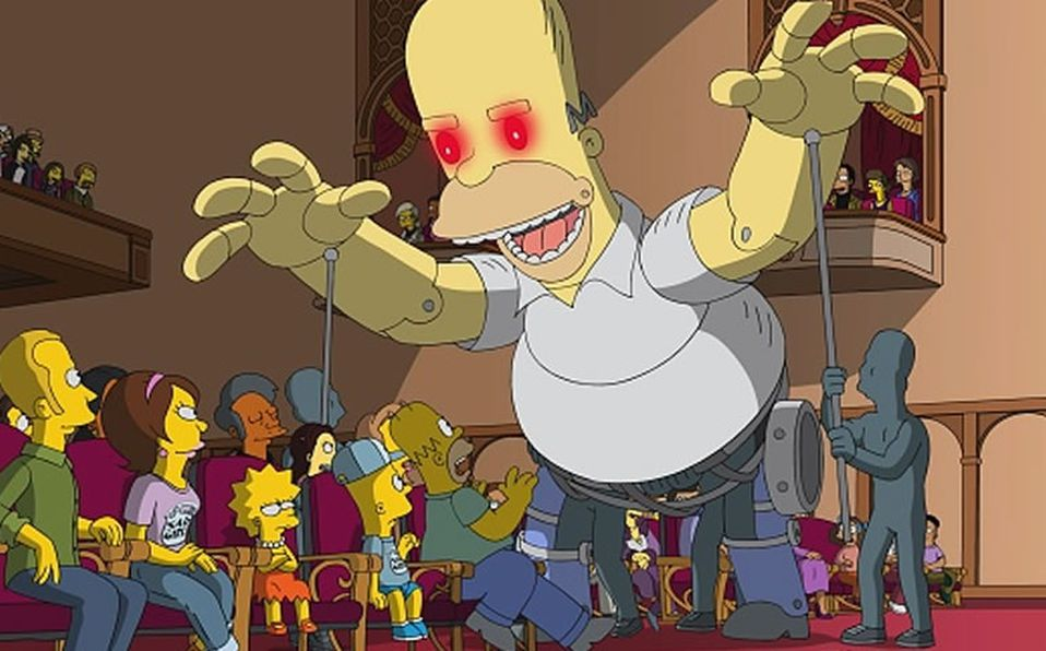 Fox Emitirá Todas Las Casitas Del Terror De Los Simpson Para Latinoamérica Mediotiempo