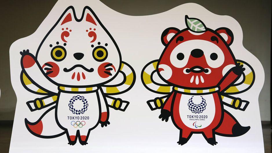 Mascotas De Juegos Olimpicos Tokio 2020
