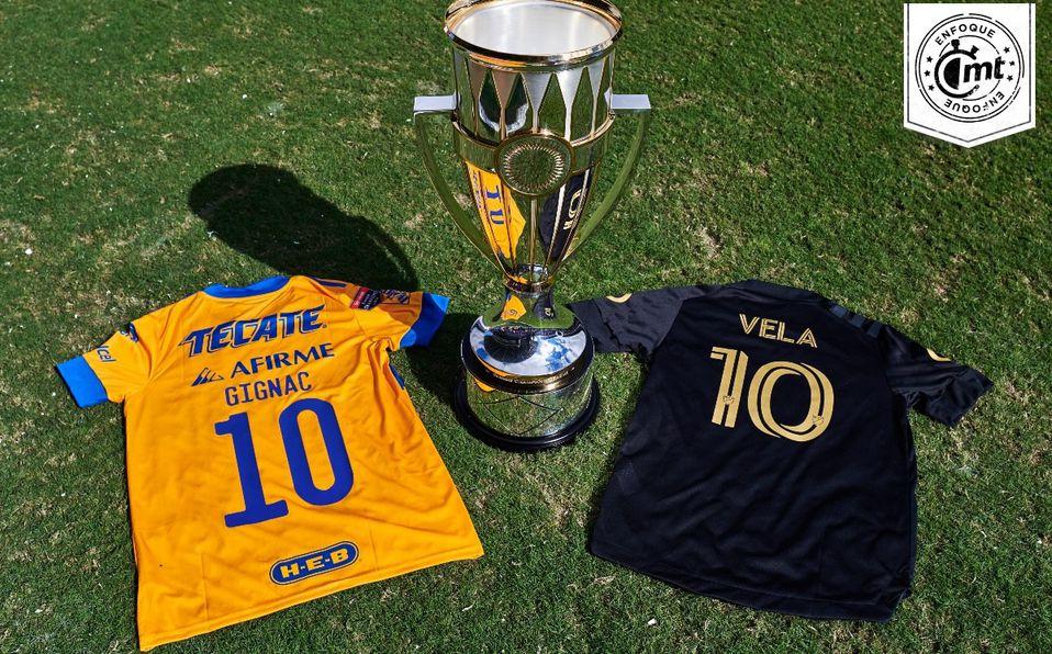 Gignac y Vela acaparan las miradas en esta Final. FOTO: Mexsport.