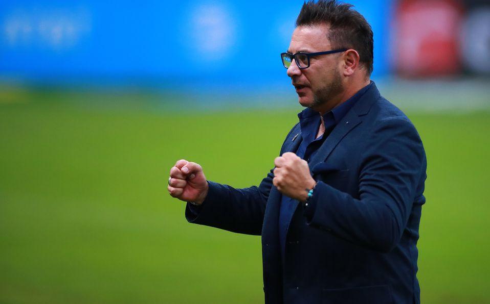 Antonio Mohamed desea entrenar a la Selección Mexicana si se presenta la oportunidad