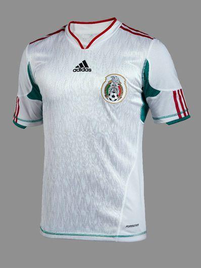GALERÍA: Todos los jerseys Adidas de la Selección Mexicana (2007 ...