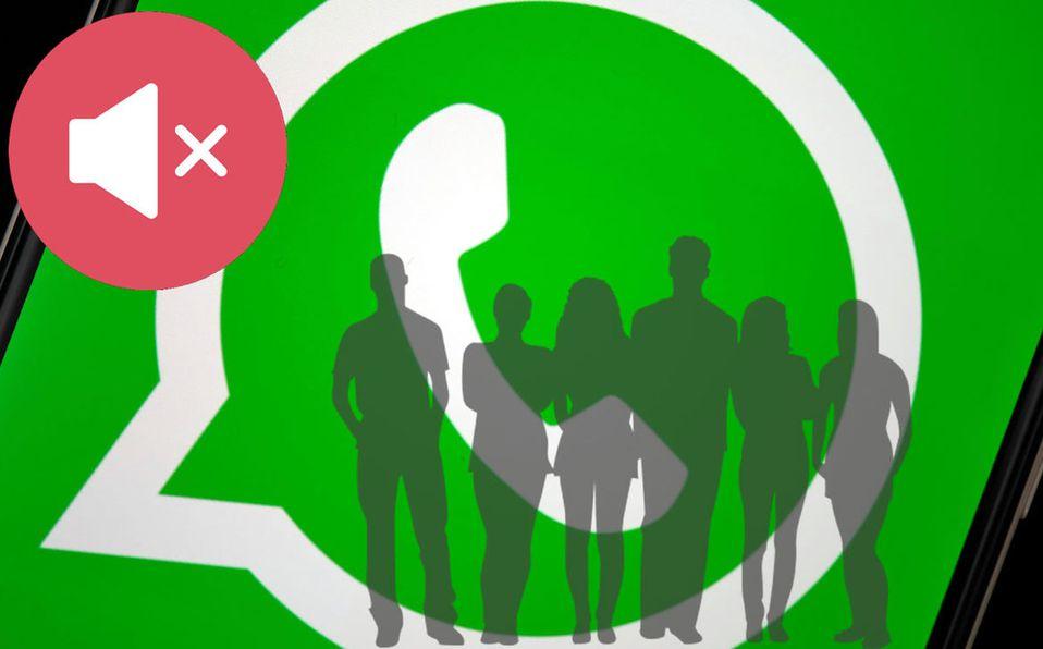 WhatsApp agrega opción 'silenciar grupo para siempre' ¿Cómo ...