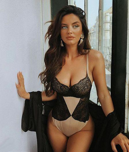 FOTOS: Edson Álvarez: su sexy exnovia belga Aurela Skandaj - Mediotiempo