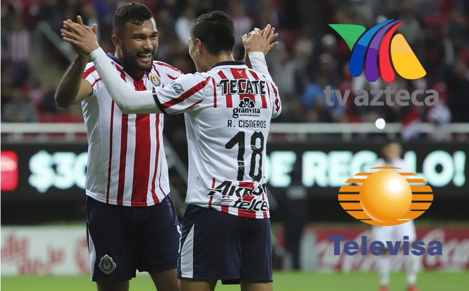 Renació el amor  Chivas vuelve con Televisa a la televisión abierta abd72d907ed9d
