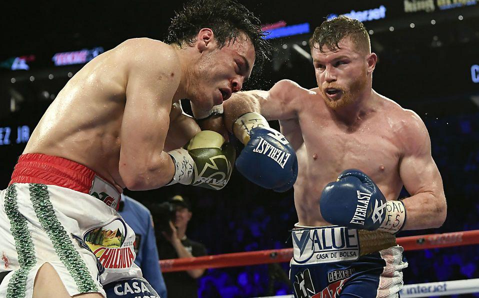 Canelo vs Chavez Jr; JC lo reta y Saúl responde: Pide ayuda a tu ...