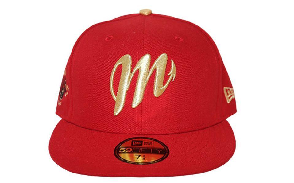 757173c36731a Presentaron gorras por 75 aniversario de Diablos Rojos