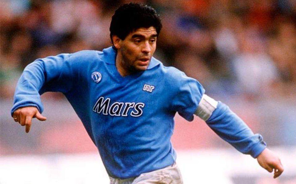 Maradona Napoli