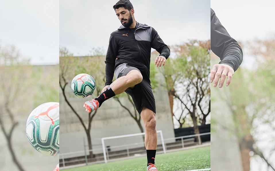 Calendario Futbol Liga Bbva 2020.Puma Presenta Nuevo Balon De Laliga Para La Temporada 2019