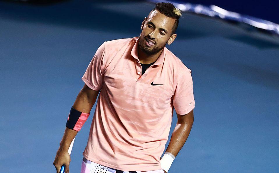 Nick Kyrgios Lanza Un Dardo Tras Salida Del Us Open De Novak Djokovic Mediotiempo