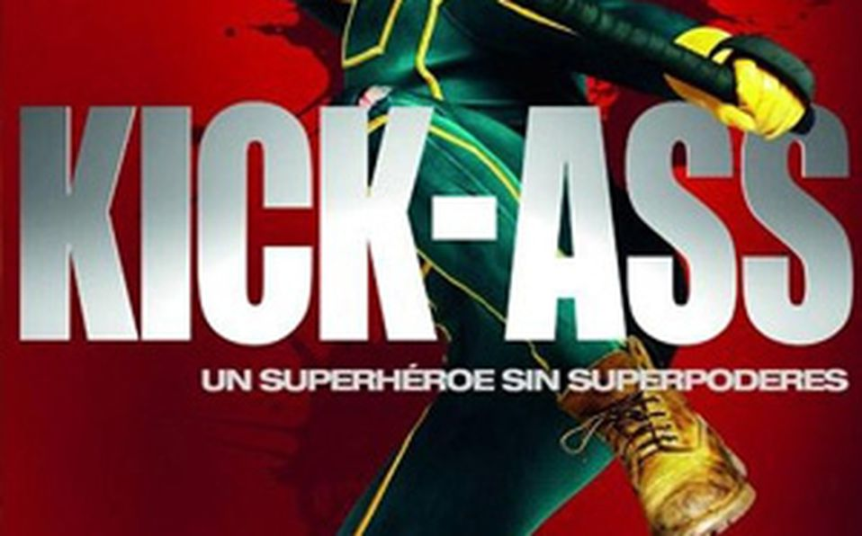 kickass un superheroe sin superpoderes