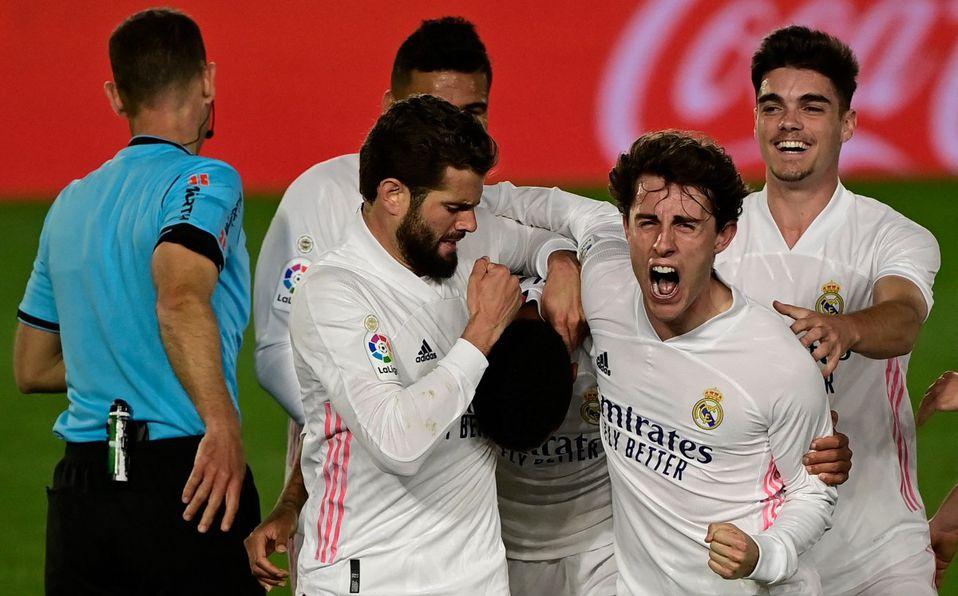 Real Madrid vs Osasuna (2-0): Se mantienen en la pelea por el título -  Mediotiempo