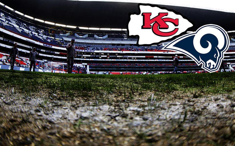 Oficial! NFL cancela Chiefs-Rams en México por culpa de la cancha ... 8cadbc73b58