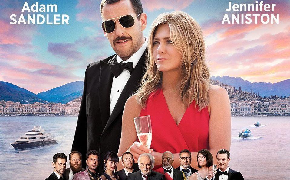 Netflix Adam Sandler Y Jennifer Aniston Rompen Record Murder Mystery Mediotiempo