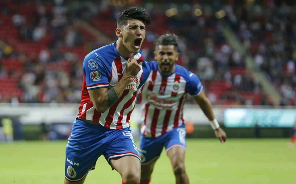 El tamaulipeco compartió el título de goleo junto a Mauro Quiroga con 12 tantos. FOTO: Imago7.